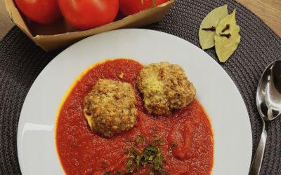Rajčatovo-zeleninová omáčka skarbanátky